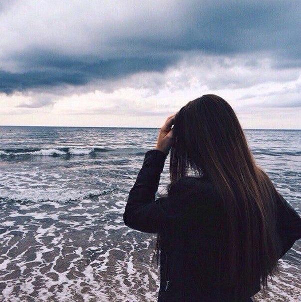 Красивые девушки картинки на аватарку со спины022