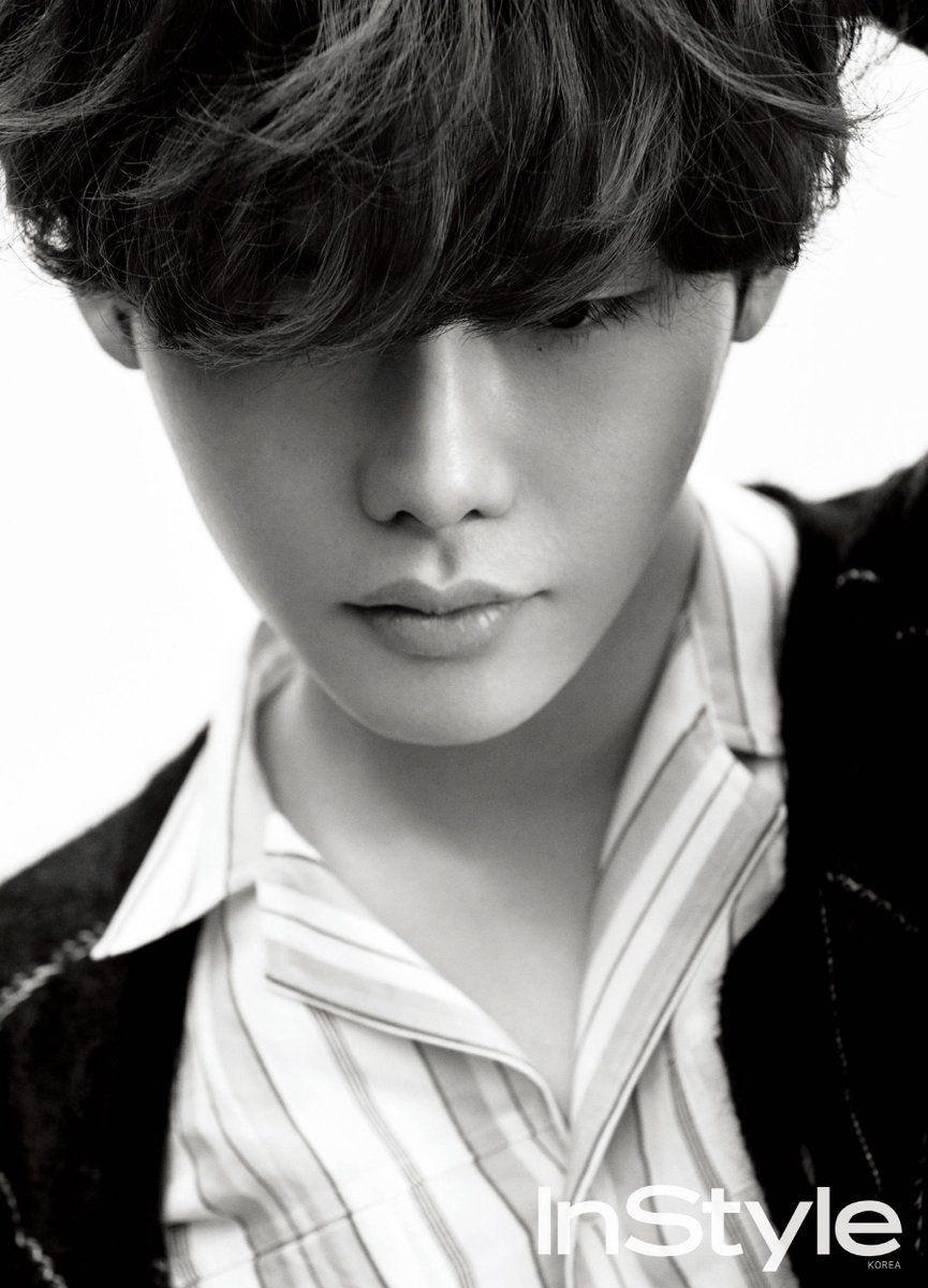 Красивые и горячие корейские парни фото001