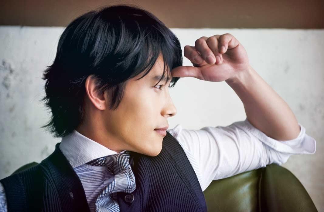 Красивые и горячие корейские парни фото016