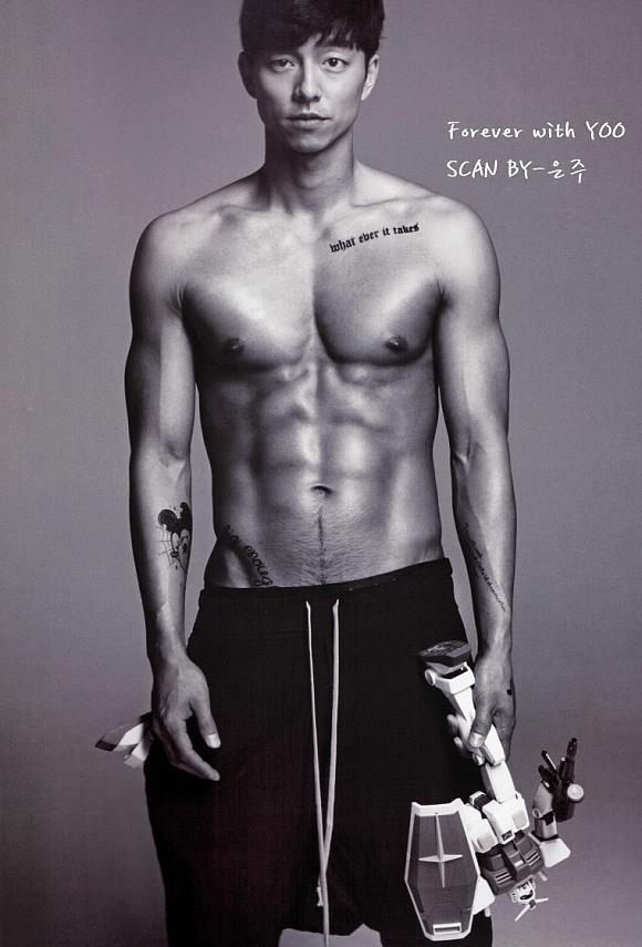 Красивые и горячие корейские парни фото017