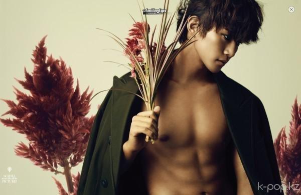 Красивые и горячие корейские парни фото018