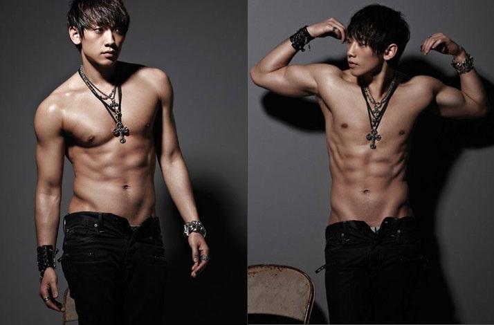 Красивые и горячие корейские парни фото022