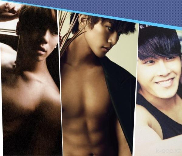 Красивые и горячие корейские парни фото023