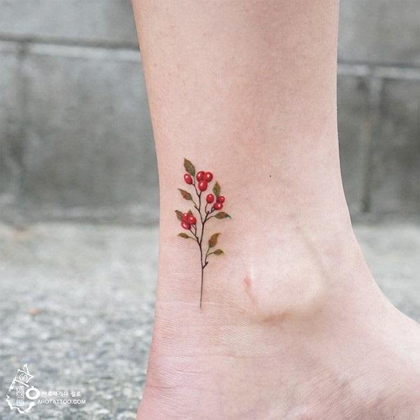 Красивые и миниатюрные тату эскизы023