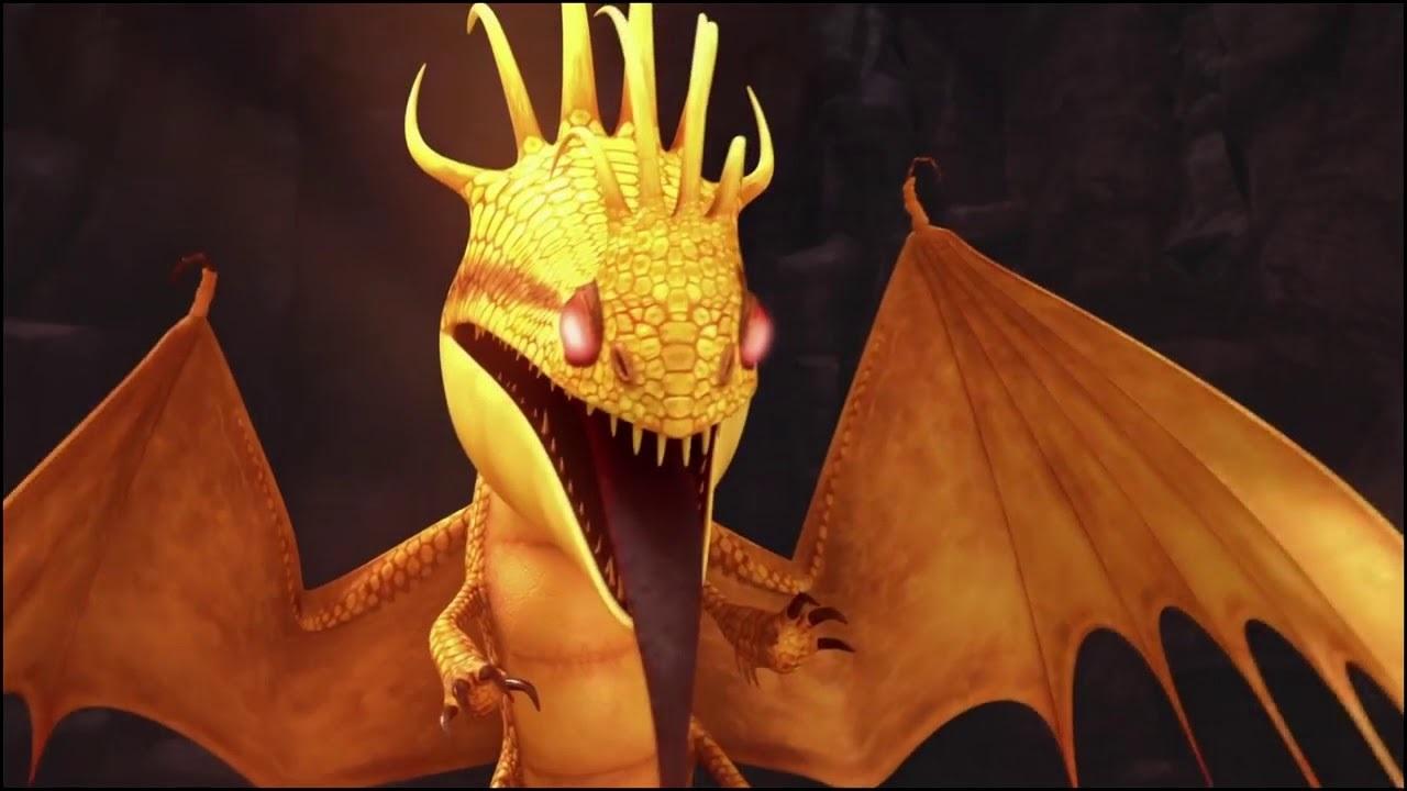 Красивые картинки Дракон Скрилл005