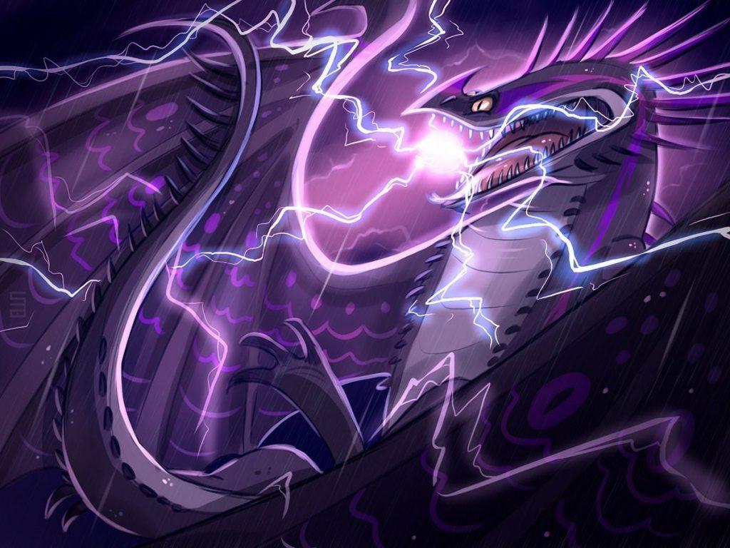 Красивые картинки Дракон Скрилл006