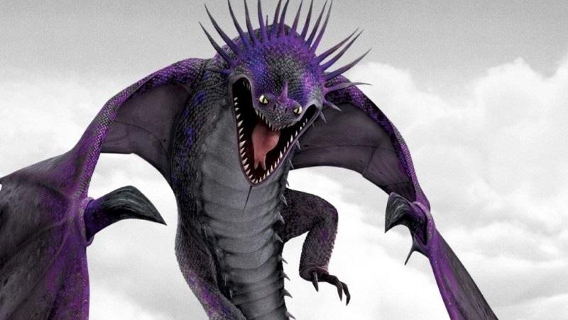 Красивые картинки Дракон Скрилл011