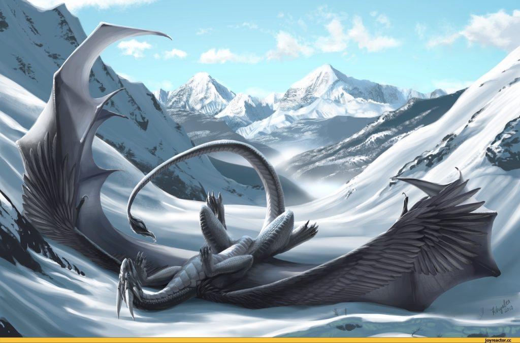 Красивые картинки Дракон Скрилл016