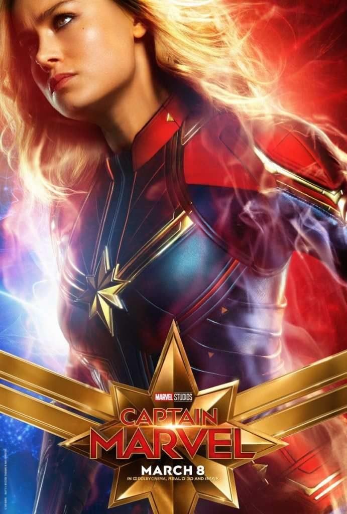 Красивые картинки Капитан Марвел (6)