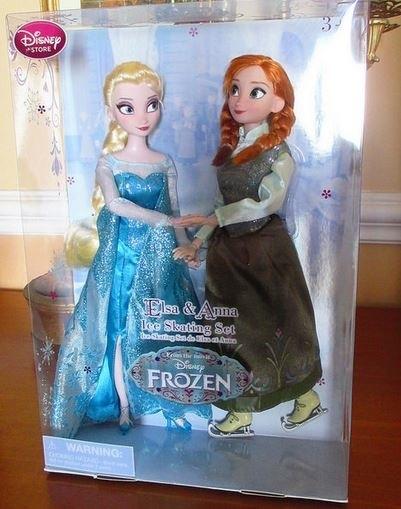Красивые картинки анна и эльза куклы003