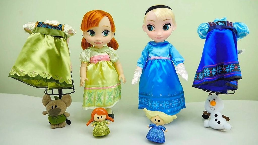 Красивые картинки анна и эльза куклы006