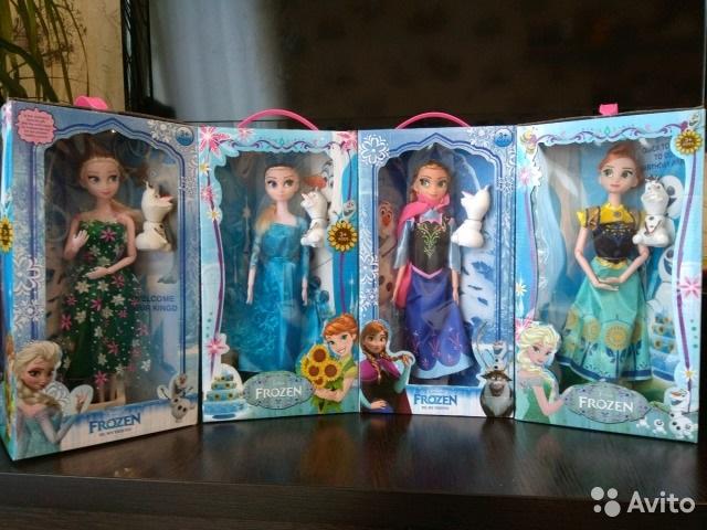 Красивые картинки анна и эльза куклы013