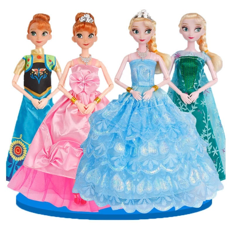 Красивые картинки анна и эльза куклы015