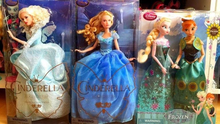 Красивые картинки анна и эльза куклы017