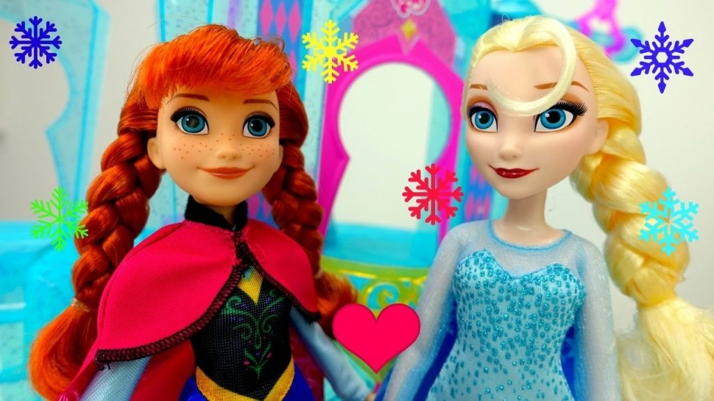 Красивые картинки анна и эльза куклы018