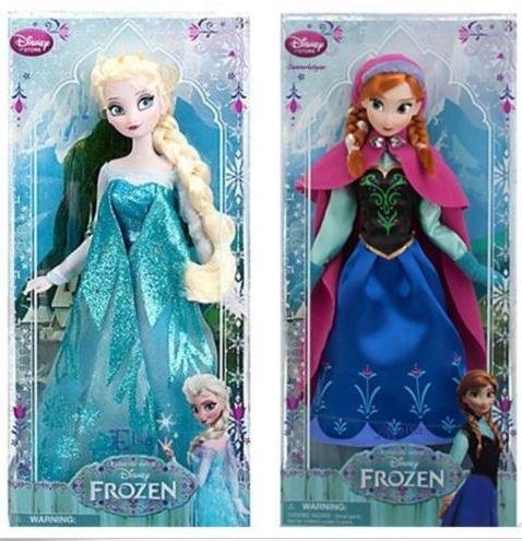 Красивые картинки анна и эльза куклы020