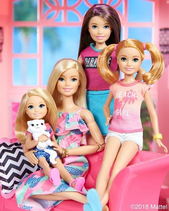 Красивые картинки барби и ее сестры куклы001