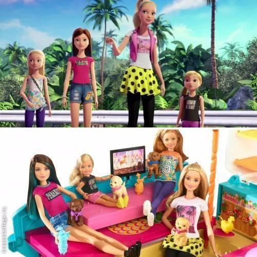 Красивые картинки барби и ее сестры куклы002