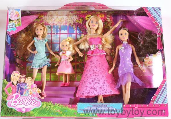 Красивые картинки барби и ее сестры куклы007