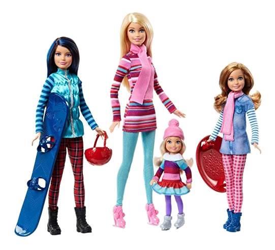 Красивые картинки барби и ее сестры куклы017