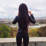 Красивые картинки девушек на аватарку со спины