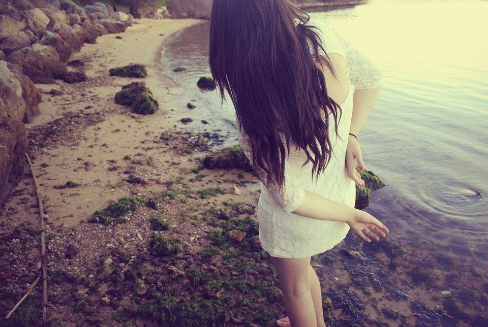 Красивые картинки девушек на аватарку со спины006