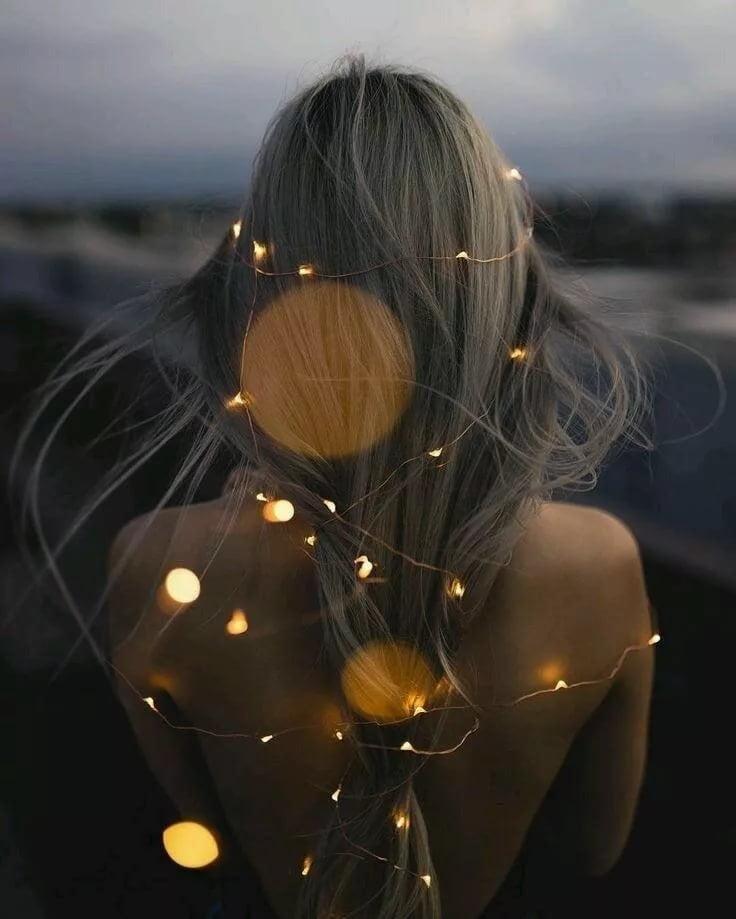 Красивые картинки девушек на аватарку со спины011