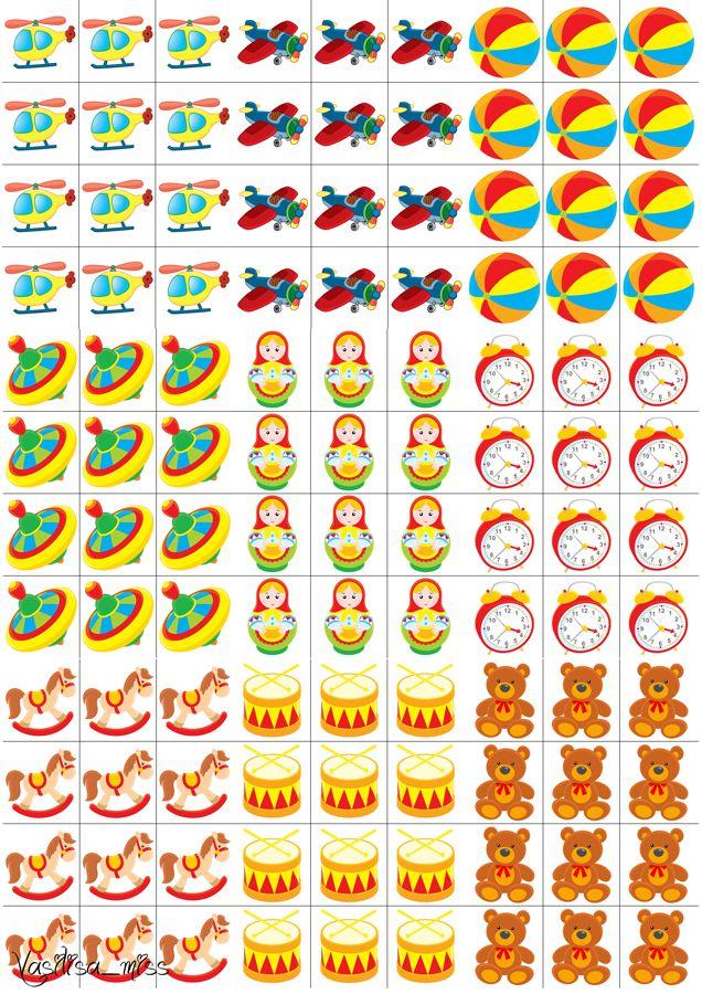 Красивые картинки для счетного материала в детском саду (24)