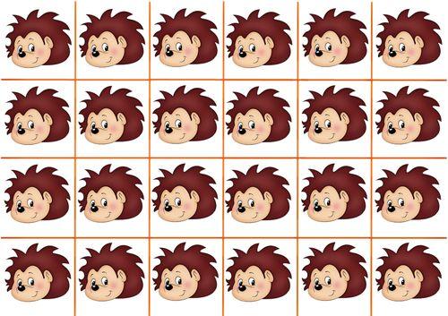 Красивые картинки для счетного материала в детском саду (5)