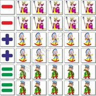 Красивые картинки для счетного материала в детском саду (8)