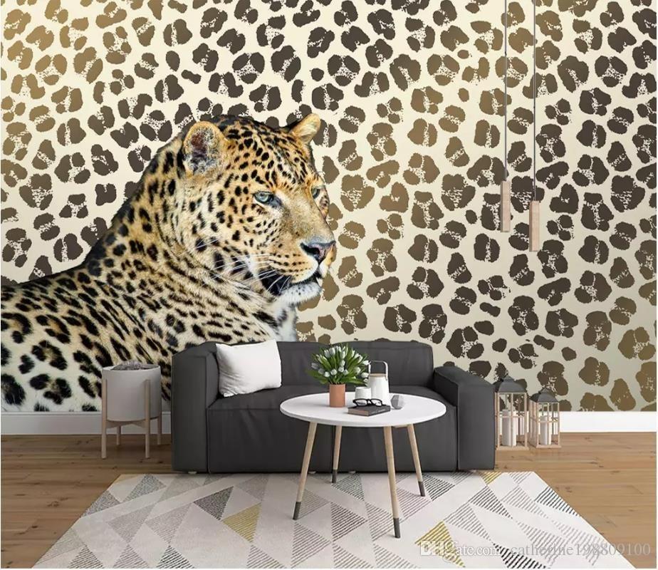 Красивые картинки леопардовый фон016