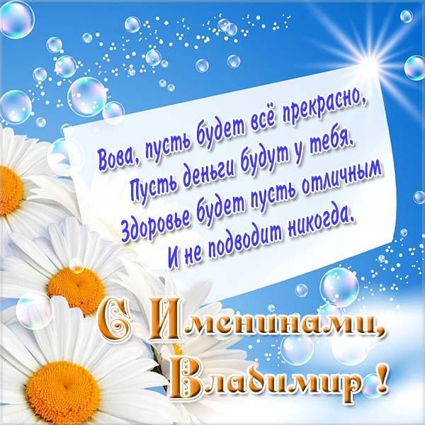 Красивые картинки на именины Владимира - сборка (23)