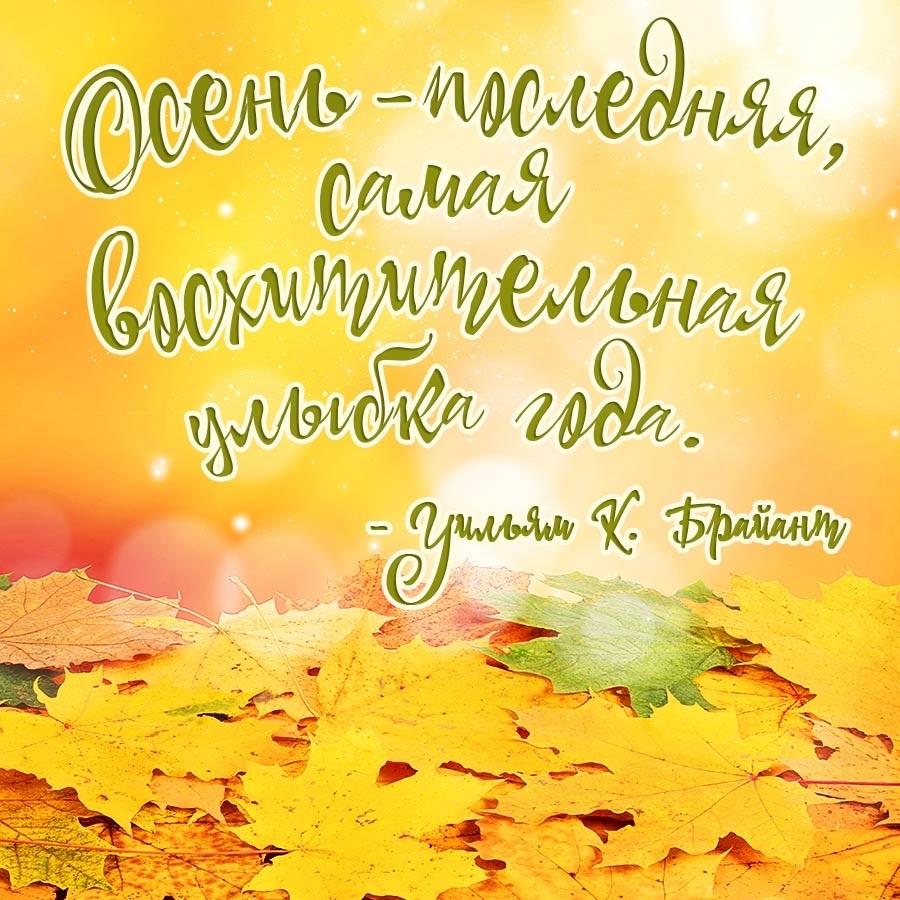 Красивые картинки осень воскресенье016