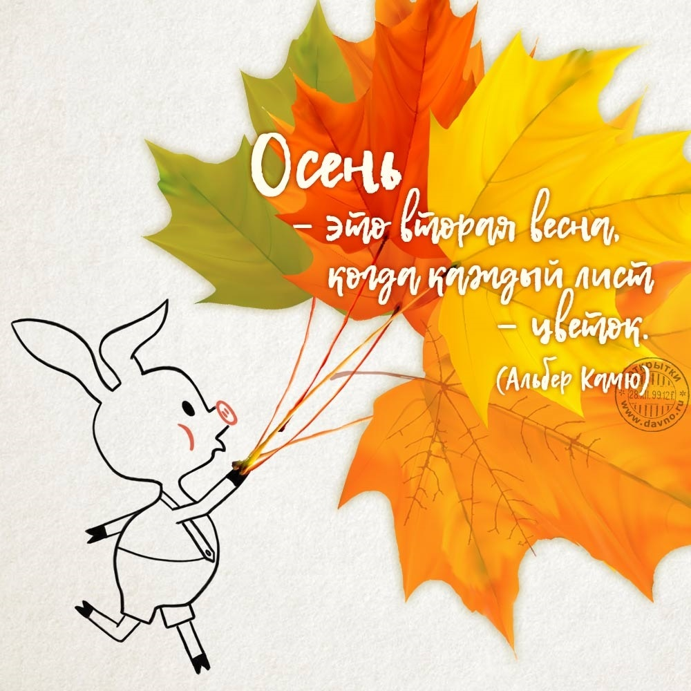 Картинки и открытки на тему осень