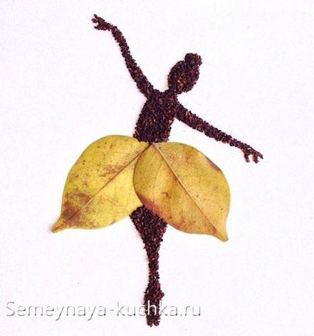 Красивые картинки осень девушка с листьями для детей (8)