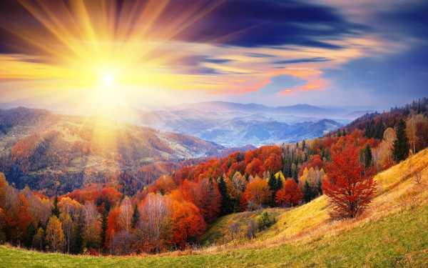 Красивые картинки сказочные осень (11)