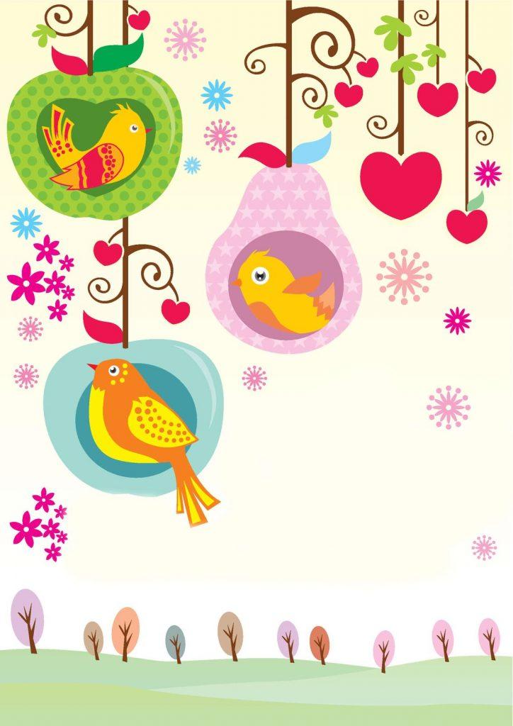 Красивые картинки сказочные птички (8)