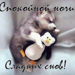 Красивые картинки спокойной ночи — 25 открыток