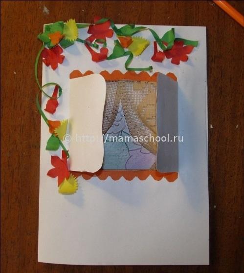 Красивые поделки открытки ко дню пожилого человека009