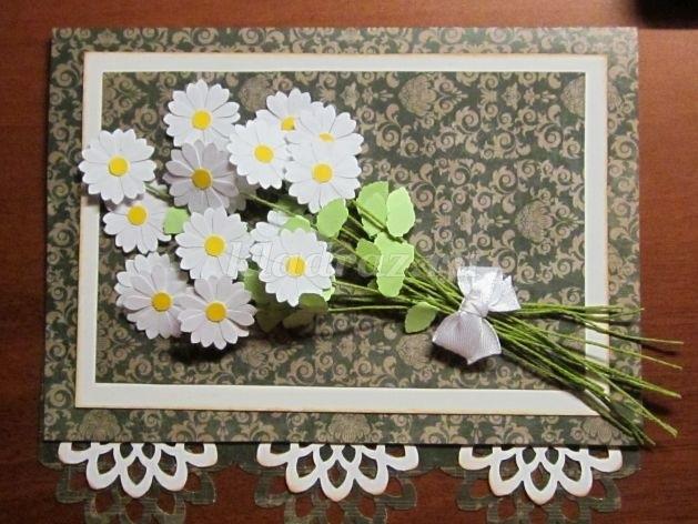 Красивые поделки открытки ко дню пожилого человека011