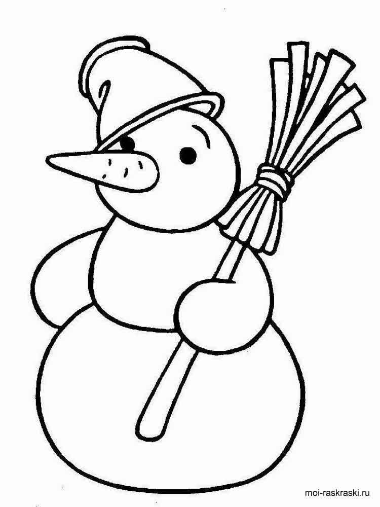 Красивые рисунки карандашом для детей 4 лет для девочек (10)