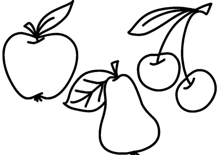 Красивые рисунки карандашом для детей 4 лет для девочек (39)