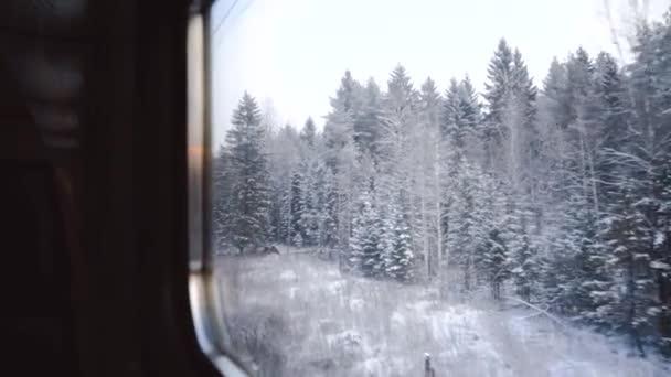 Красивые фото зимнего вида из окна012