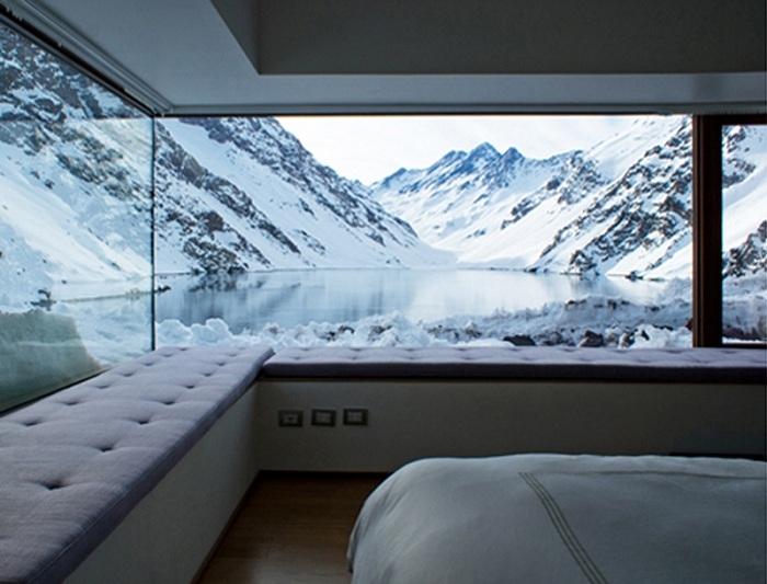 Красивые фото зимнего вида из окна018