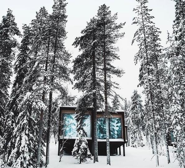 Красивые фото зимнего вида из окна022