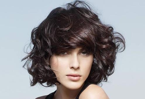 Красивые фото кудрявые черные волосы005