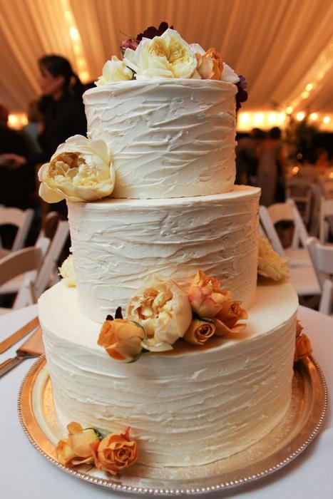 Красивые фото свадебного торта в осеннем стиле (25)