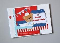 Красивый конверт для пожеланий на 1 годик023