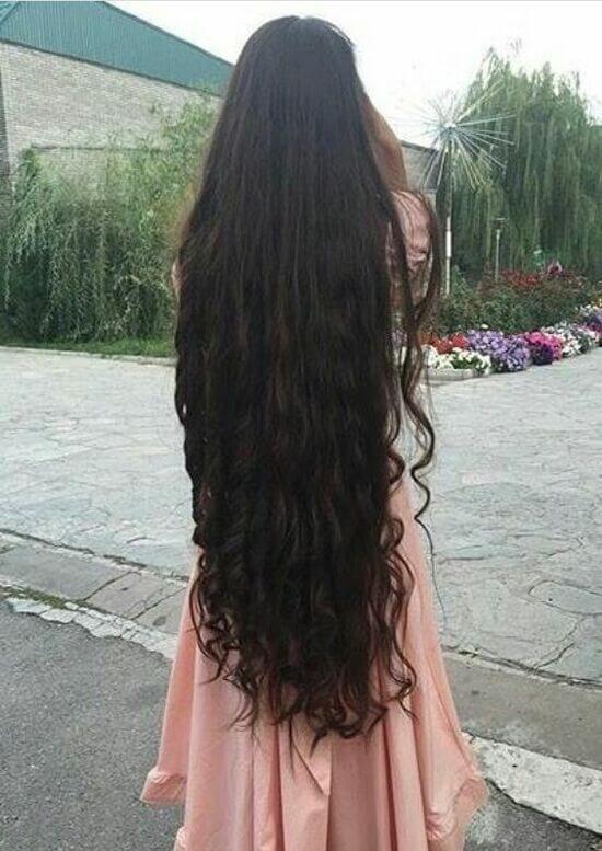 Красивыке картинки на аву девушек с черными волосами без лица (5)