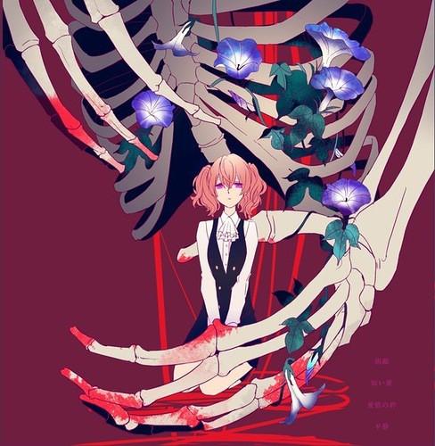 Кровавый аниме арт - лучшие изображения (13)
